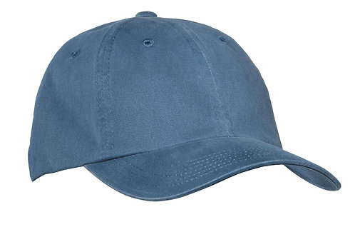 Port Authority® Garment-Washed Cap.  PWU