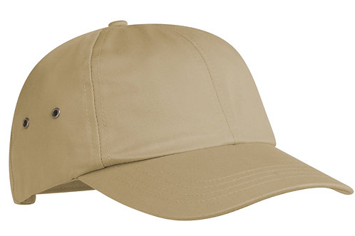 Port & Company® Fashion Twill Cap with Metal Eyelets.  CP81