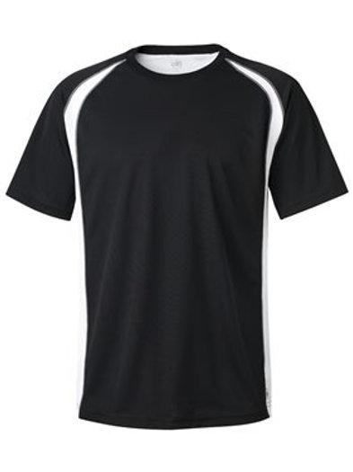 All Sport® - Short Sleeve Colorblock T-Shirt - M1004