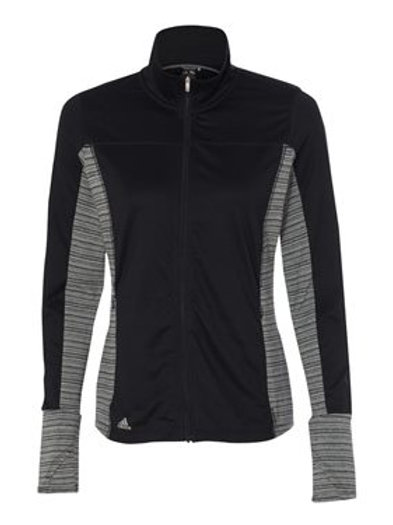 Adidas® - Golf Women's Rangewear Full-Zip Jacket - A202