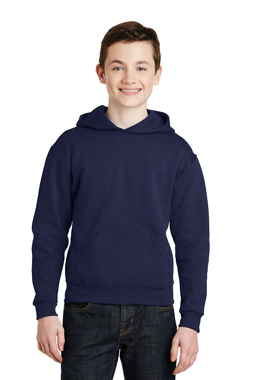 JERZEES® - Youth NuBlend Pullover Hooded Sweatshirt.  996Y