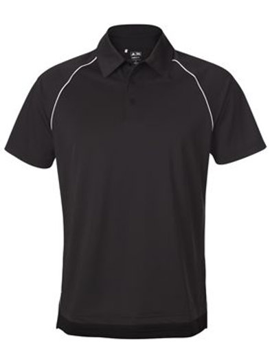Adidas® - Golf ClimaLite® Piped Polo - A82
