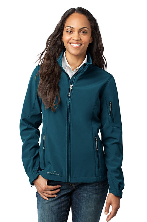 Eddie Bauer® - Ladies Soft Shell Jacket. EB531
