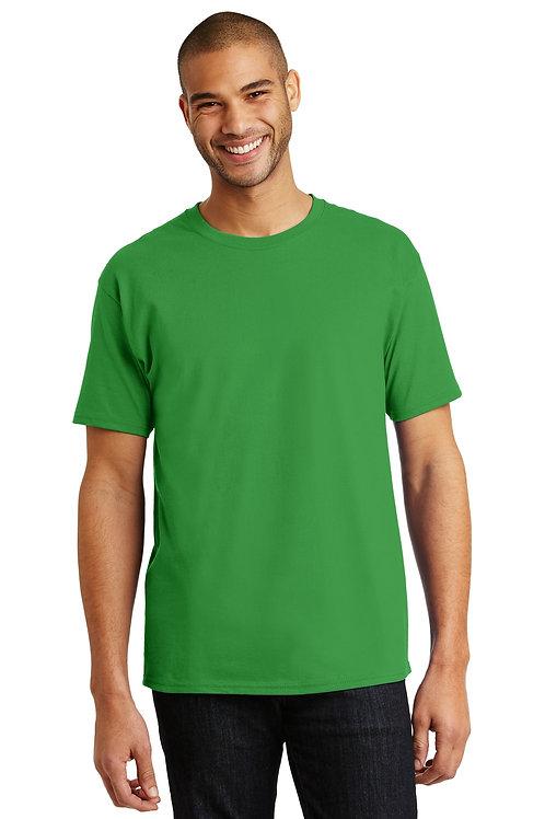 Hanes® - Tagless 100% Cotton T-Shirt.  5250