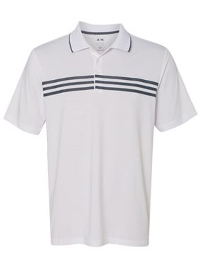 Adidas® - Pure Motion Three Stripe Polo A124