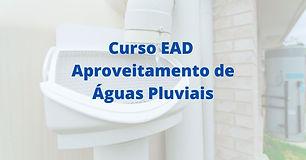 Curso EAD Aproveitamento de Águas Pluvia