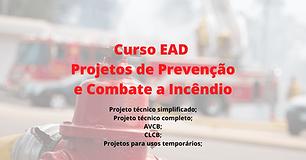 Curso EAD Projetos de prevenção e combat