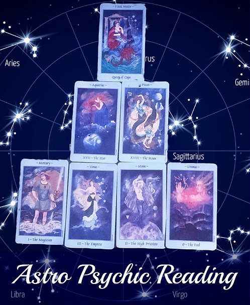 Astro Psychic Reading