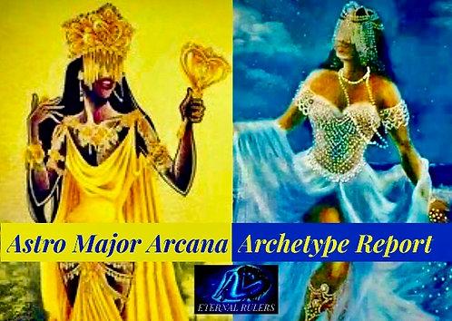 Major Arcana Archetype Outline