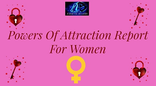 Power Of Attraction Outline For Women