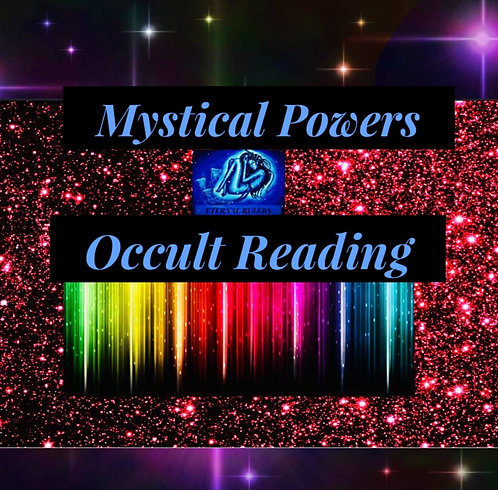 Mystical Powers Occult Reading