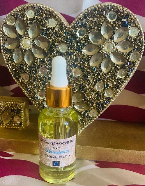 Luxury Perfume Oil Abundance