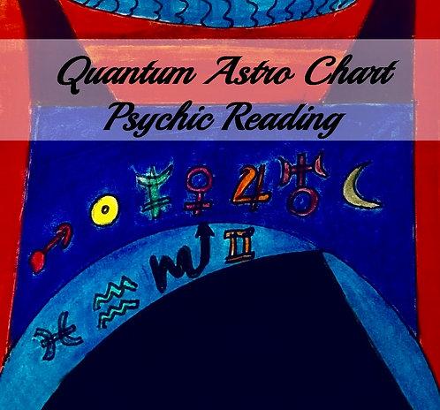 Quantum Astro Chart Psychic Reading | Rewrite Your Kosmik  Subconscious Program