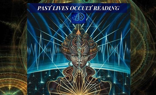 Past Lives Occult Reading