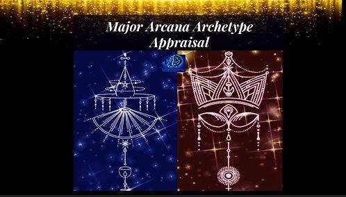 Major Arcana Archetype Appraisal