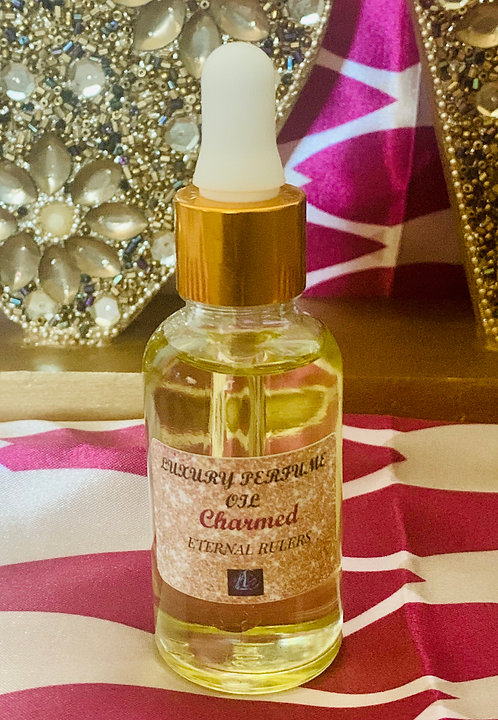 Luxury Perfume Oil Charmed