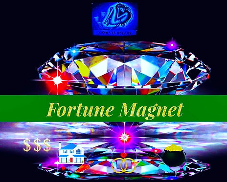 Personal Fortune Magnet  Occult Reading