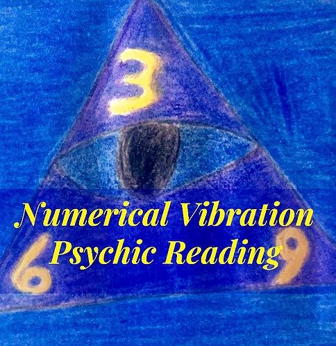Numerical Vibration Psychic Reading