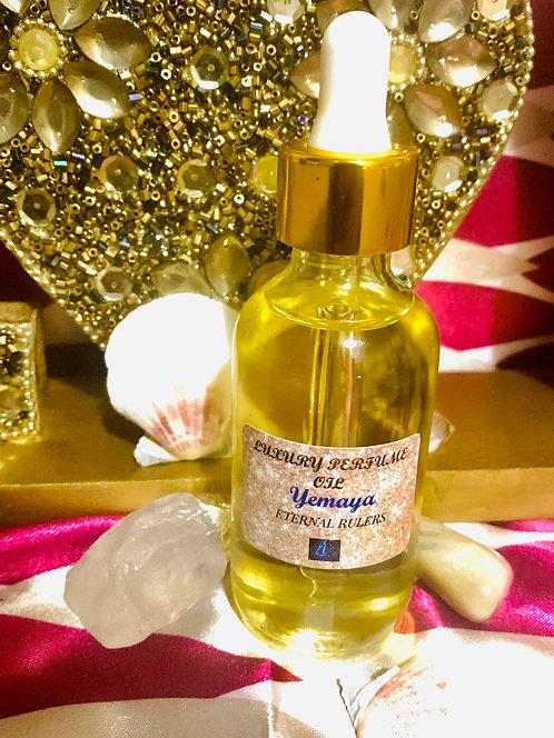 Luxury Perfume Oil Yemaya