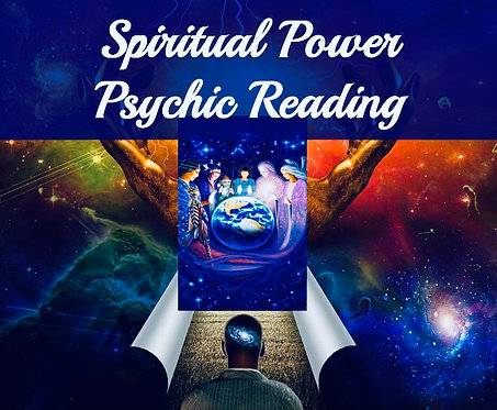 Spiritual Power Psychic Reading
