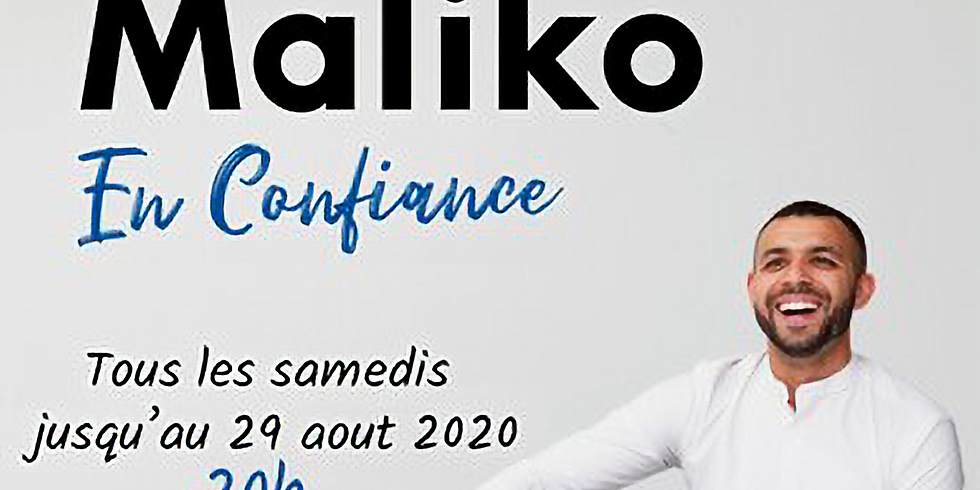 MALIKO - 20H00