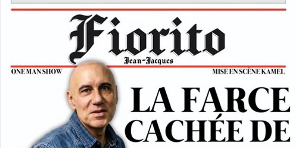 Jean-Jacques Fiorito dans La Farce cachée de l'info - 20H