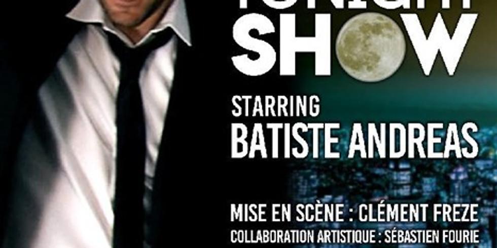 Batiste Andreas dans The Magic Tonight Show - 16H30