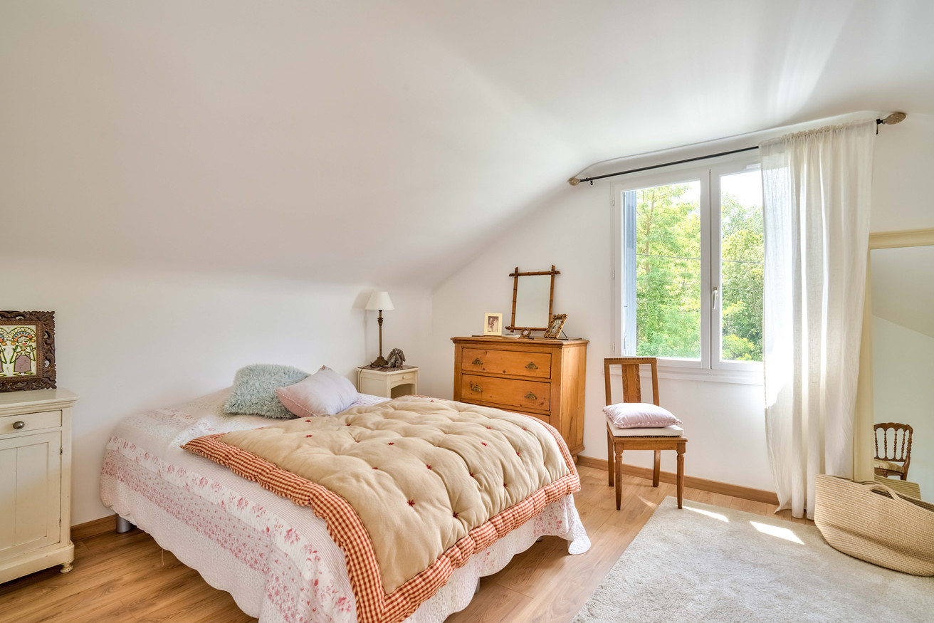 calm & peaceful bedroom