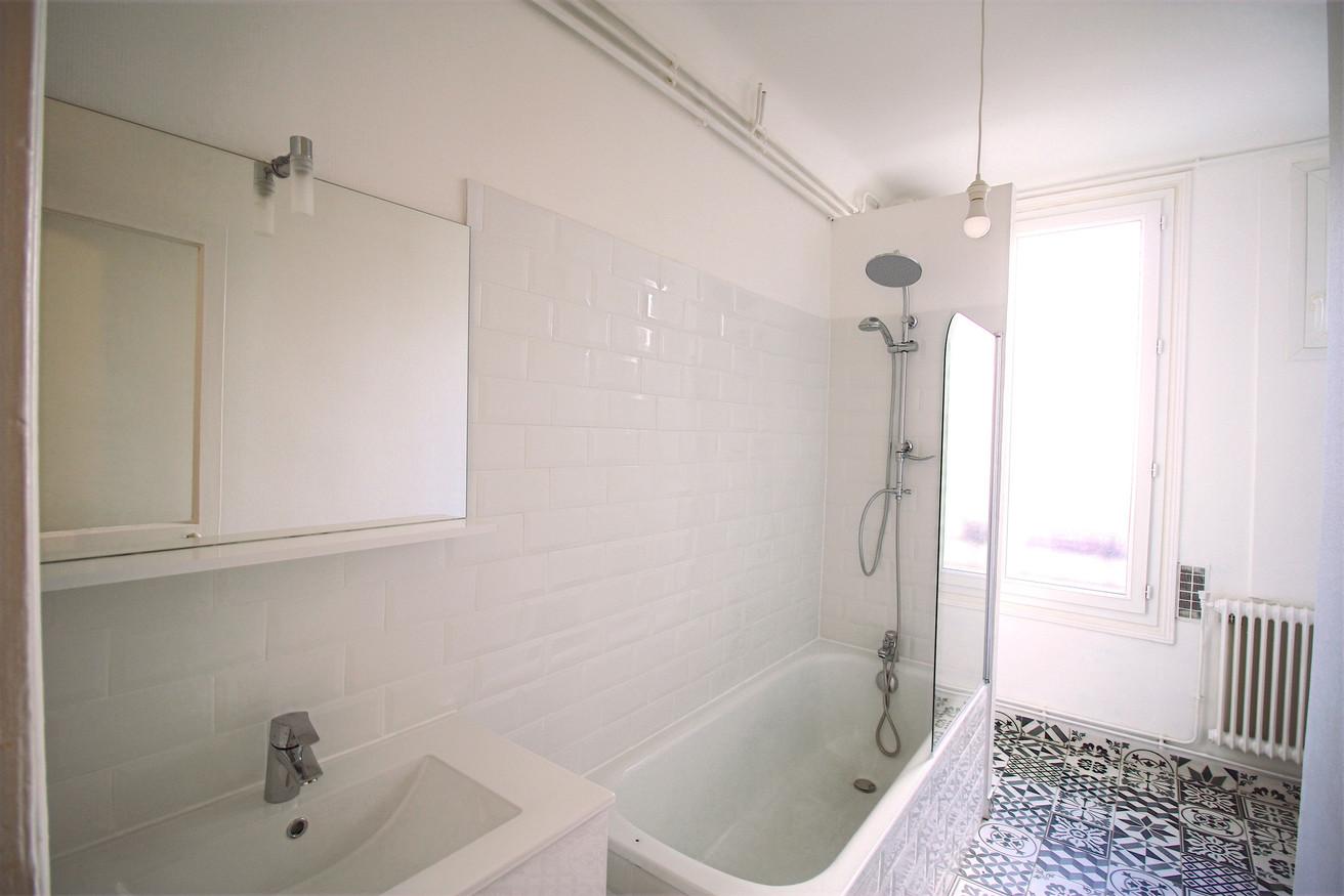 bathroom renovation for rental investment