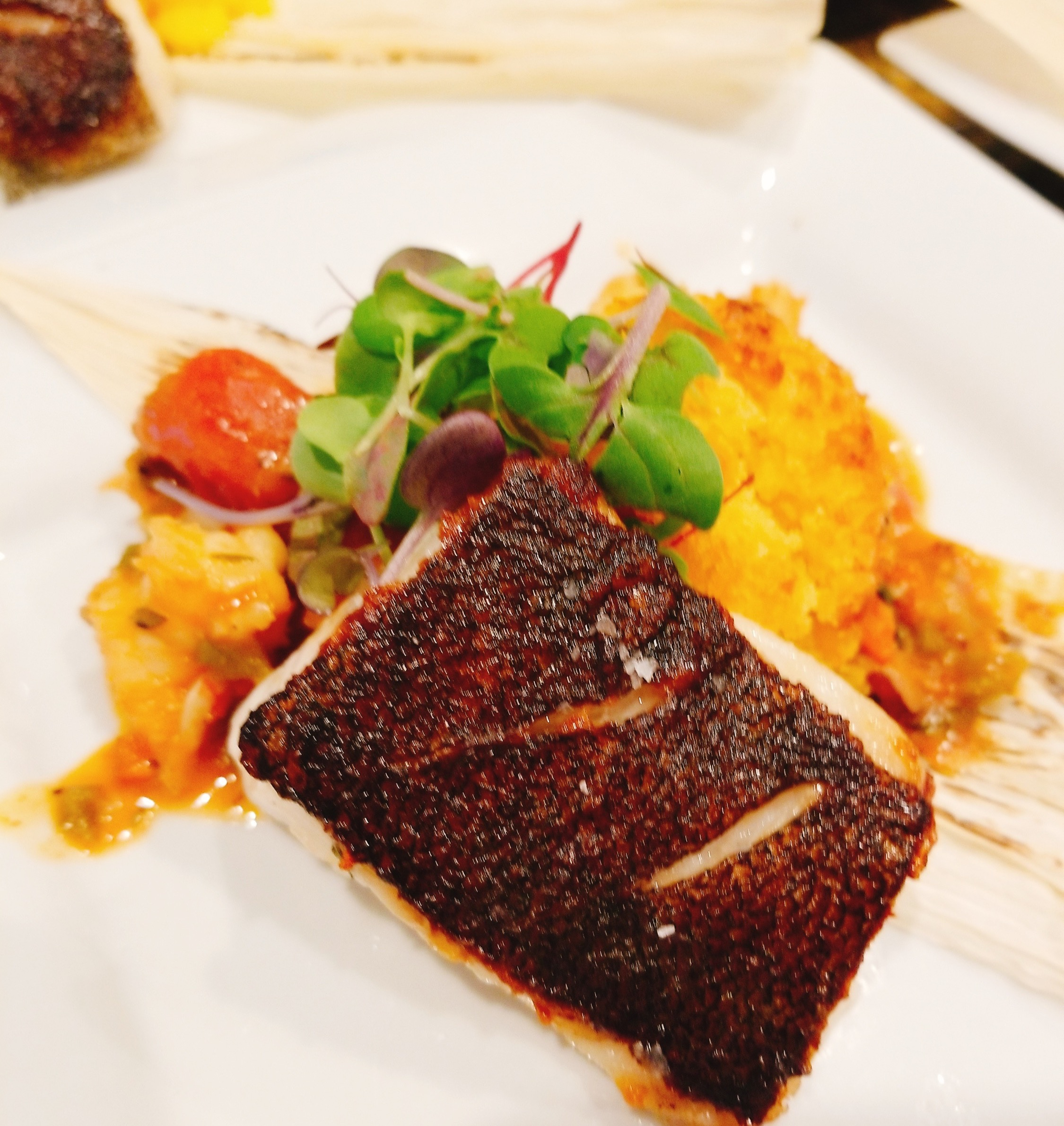 Black Bass and Corn pudding_edited_edite