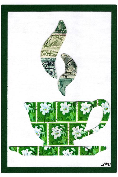 Tea Cup 5x7
