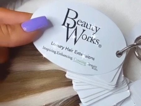 Hair Extensions now available