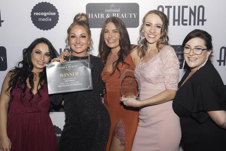 National Hair and Beauty Awards 2019