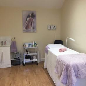 Facial Treatment Room