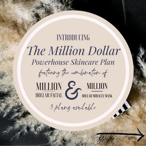 million dollar facial