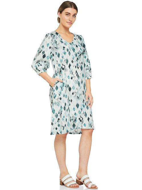 Nanette Printed Dress