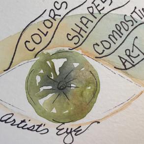 What is an Artist's Eye?