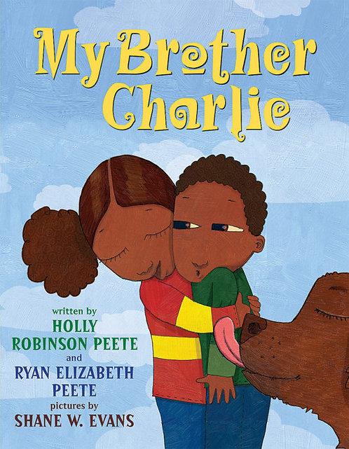 My brother Charlie deRyan Elizabeth Peete