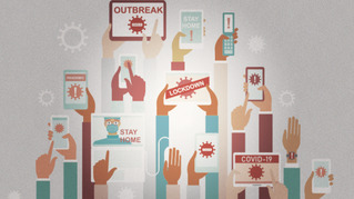 The Importance of Using Social Media During the Pandemic