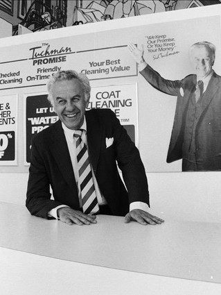 Industry icon Sid Tuchman passes at 92