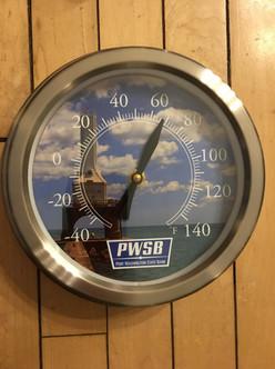 porthole thermometer