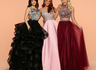 In stock Prom Dresses On Sale