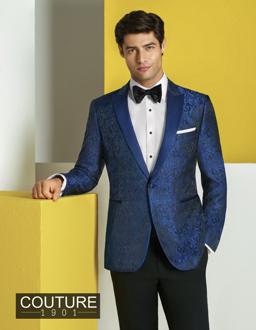 1901 Couture Chase in new navy