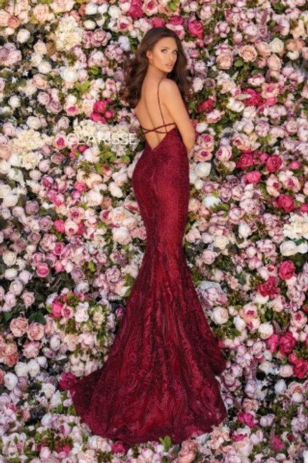 Clarisse mermaid style dress 5138