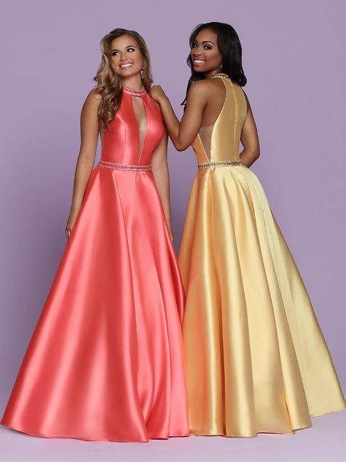 Sparkle Prom A line dress 72034
