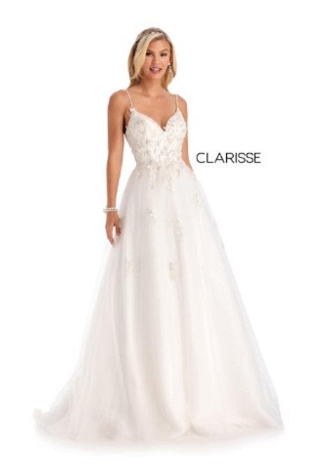 Clarisse ballgown style 8082