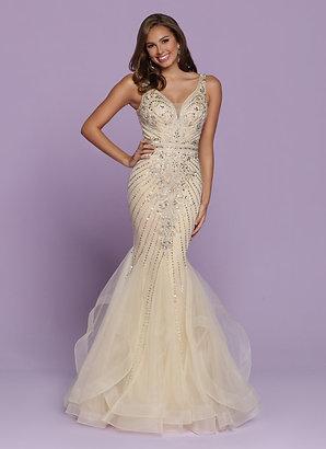 Sparkle Prom mermaid dress style 72122