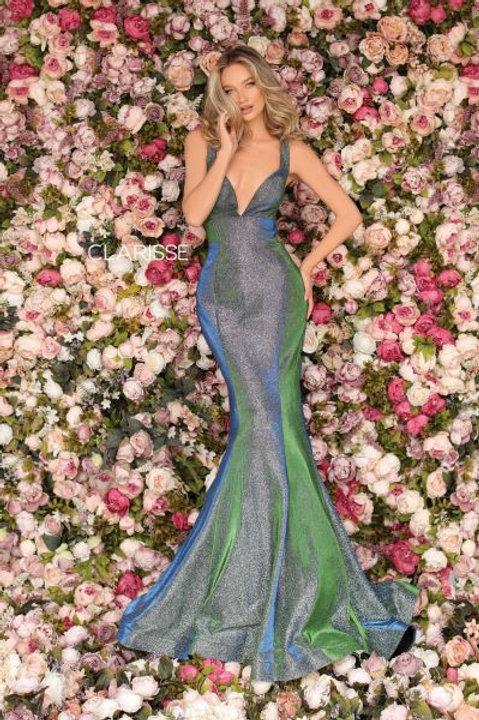 Clarisse mermaid style dress 8047