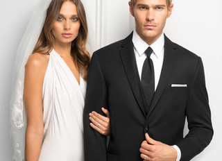 Save $650 on your wedding suit or tux rental package.
