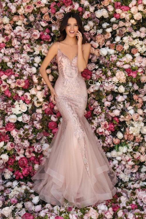 Clarisse Mermaid style dress 8219